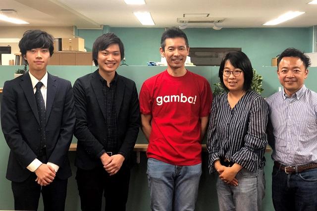 【株式会社gamba】グロースハックで問い合わせが100件増加、CVRは約2倍