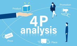 4P分析によるマーケティング方法|目的概要と事例【4P分析テンプレート付】