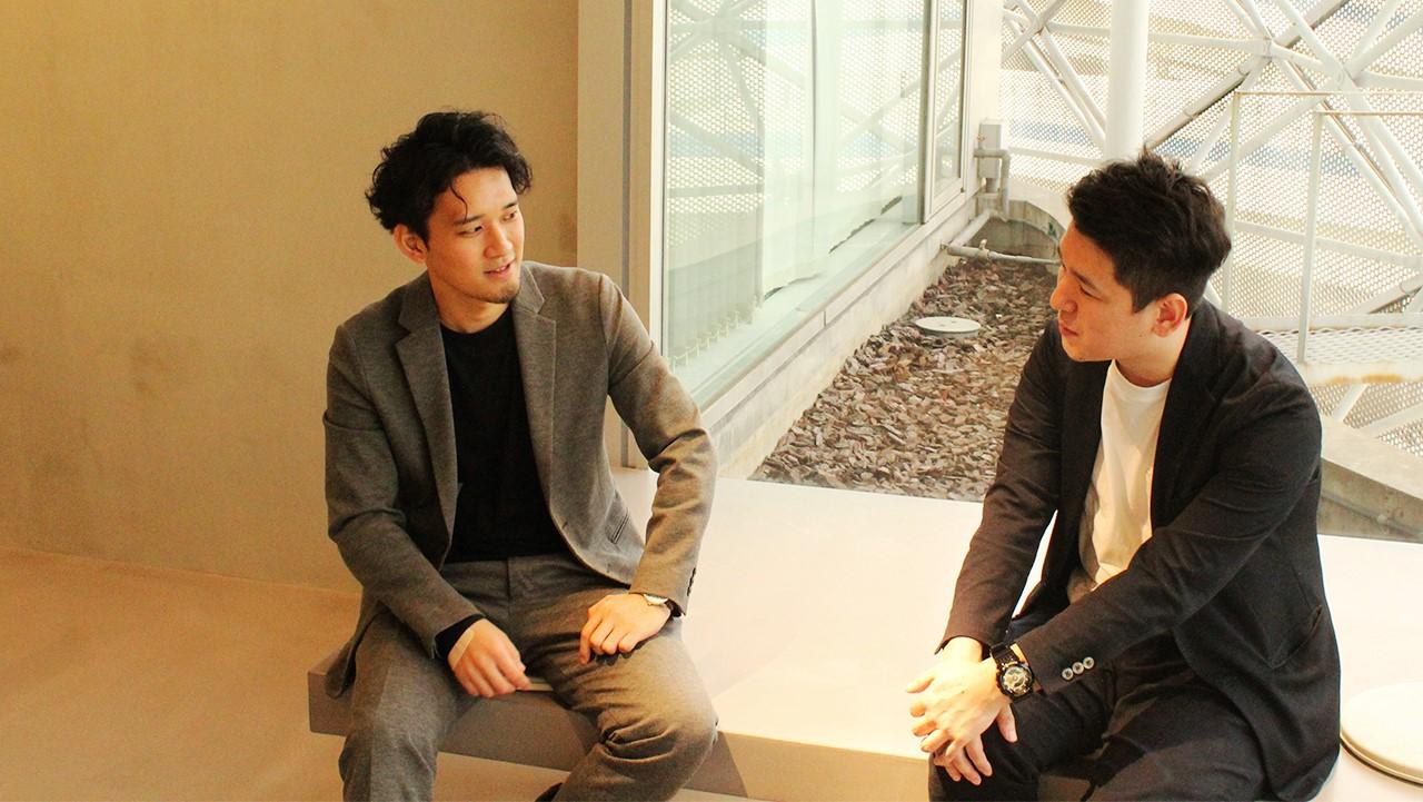 田内氏と高橋氏