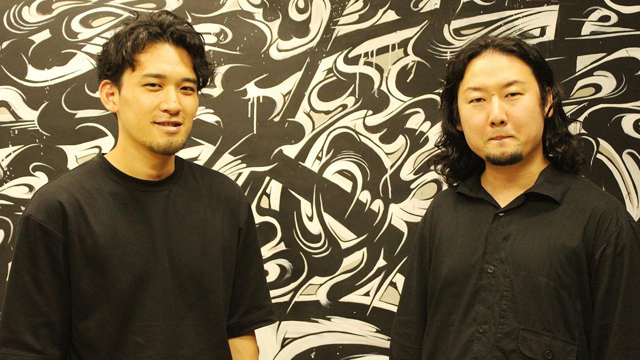 田内氏と鈴木氏